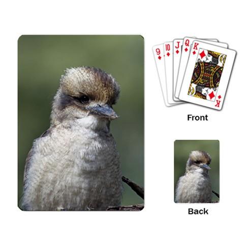 kookaburra-playing-cards